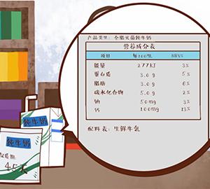 牛奶那些事之能常温放几个月的牛奶是加了防腐剂吗?