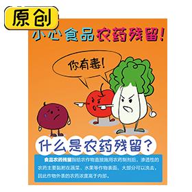 小心食品农药残留 (1)