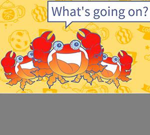 科普视频:为啥煮熟的螃蟹会变红?