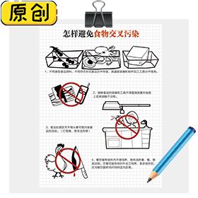 怎样避免食物交叉污染 (1)