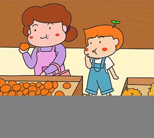 """科普动画:小标签并非进口水果的""""身份证"""""""