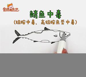科普视频:鲭鱼中毒是怎么回事?