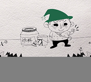 科普视频:一般添加了美术绿的茶叶,颜色会格外鲜艳
