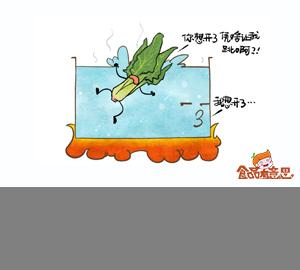 科普视频:吃菠菜必须要先焯水么?