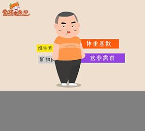 食育动画:小胖墩儿也会营养不良,怎么回事?